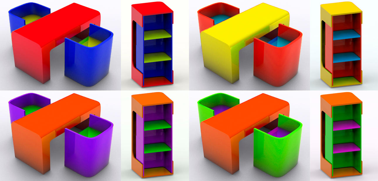 children s furniture by Power Excelsior on DeviantArt