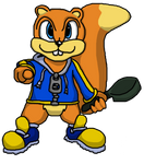 Conker by WolfTron