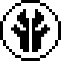 8bit WolfTron Logo