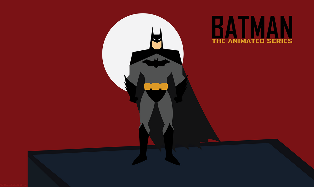 Batman The Animated Series Wallpaper By Wolftron On Deviantart
