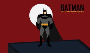Batman The Animated Series Wallpaper