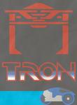 Vintage-Style Tron Poster