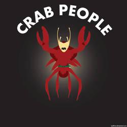 Crab Person!
