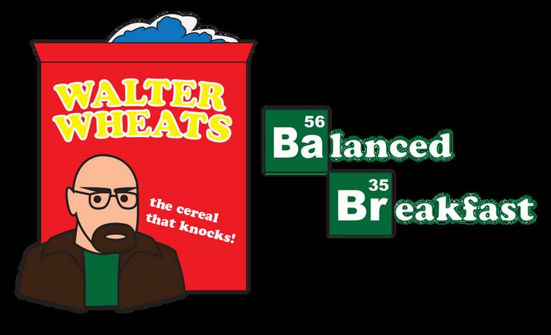 Walter Wheats Balanced Breakfast by WolfTron