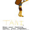 Tani Card by WolfTron