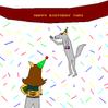 Happy Birthday Tani-Tiger by WolfTron