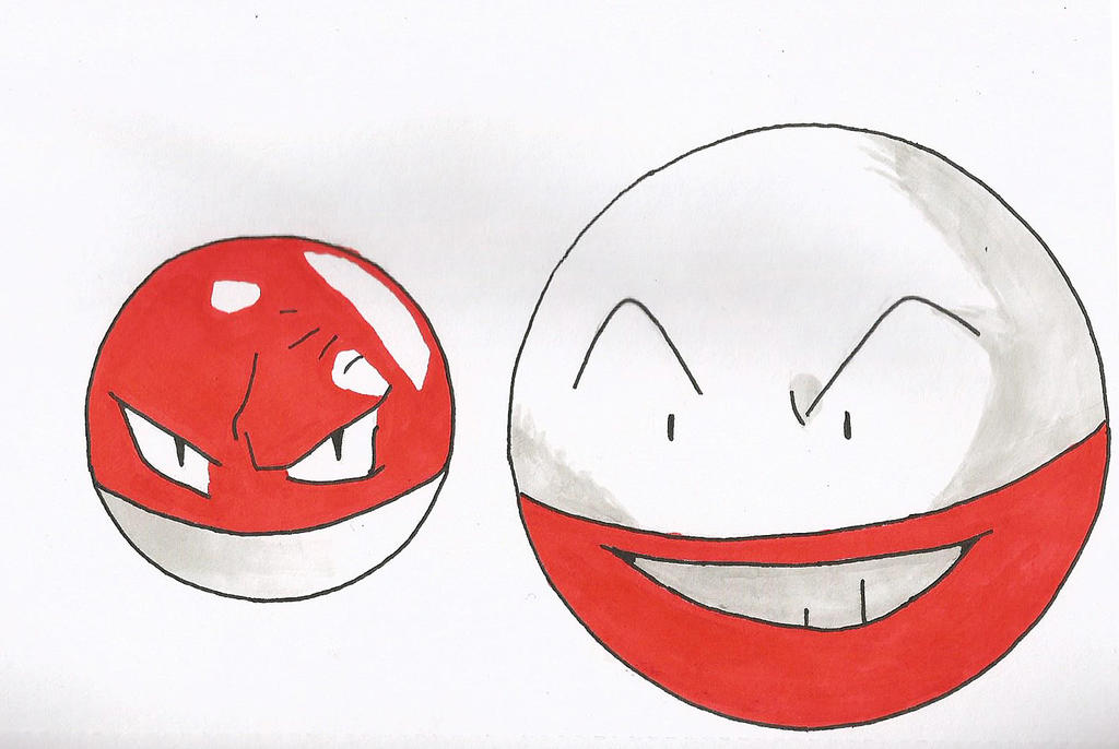 electrode and voltorb -#main