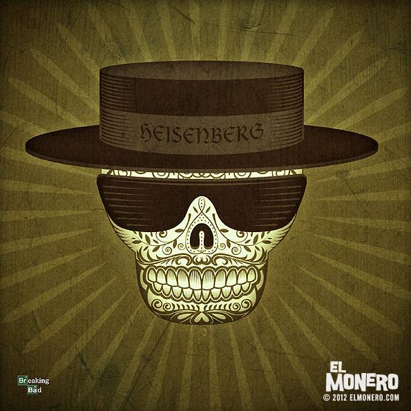 Dia de los Heisenberg by jarturotorres