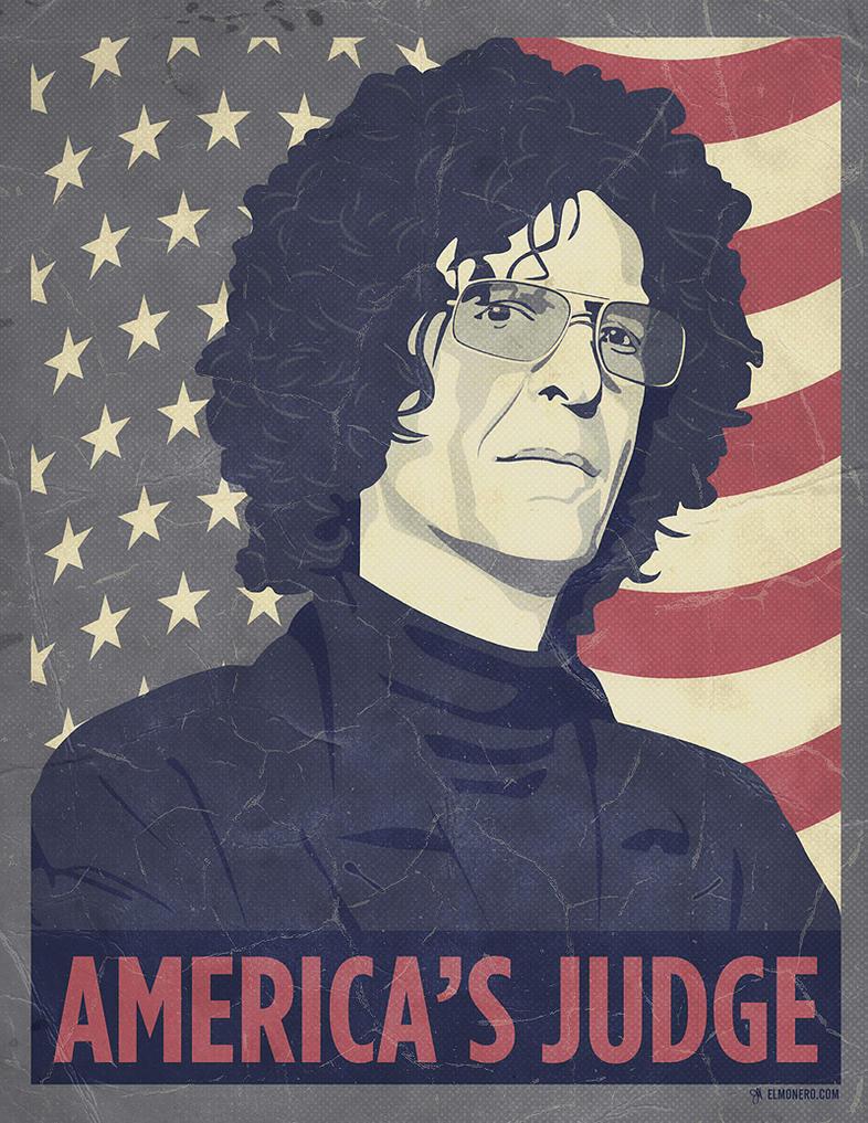 America's Judge by jarturotorres
