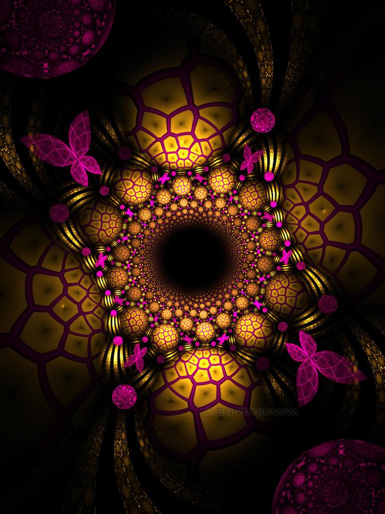 Purplefly by lucid-light