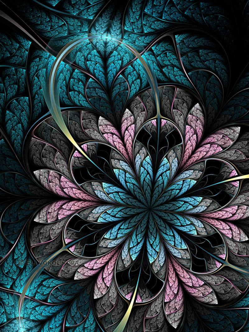 Flower III by lucid-light