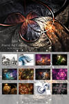 Fractal Art Calendar II for 2014 by lucid-light