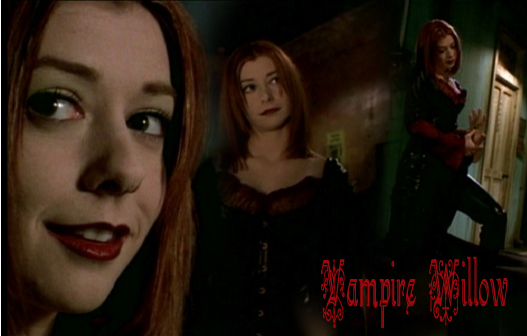 vampire willow by BlackRose687