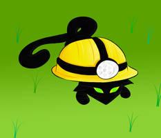 Cat in the hat by Daz-Keaty