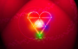 Colour of Love by Daz-Keaty