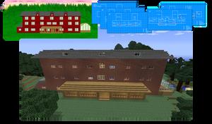 MPM Base in Minecraft by Daz-Keaty