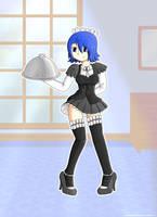 Spunky Maid by Daz-Keaty