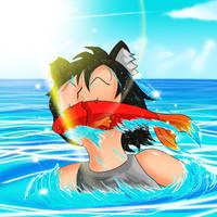 Gone Fishin' by Daz-Keaty