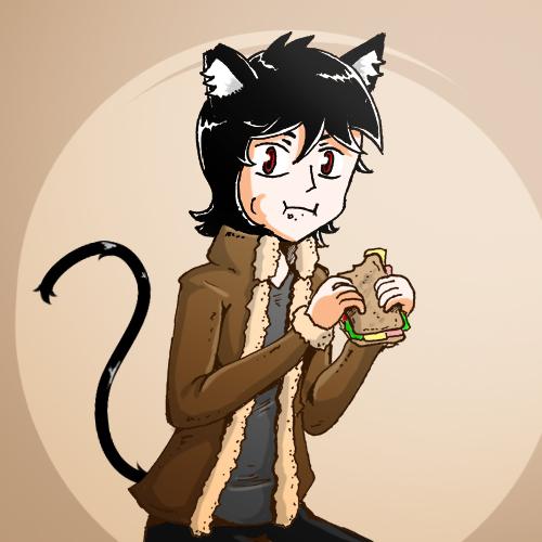 Daz has a new Sandwich by Daz-Keaty