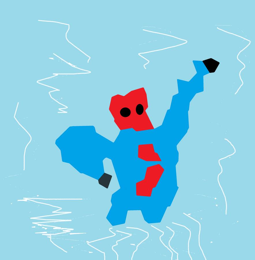 Fly, Hero, Fly! by RogerSandega