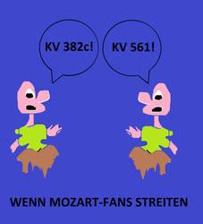 Mozart by RogerSandega