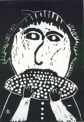 'Der Mais-Kolbenfresser' by RogerSandega