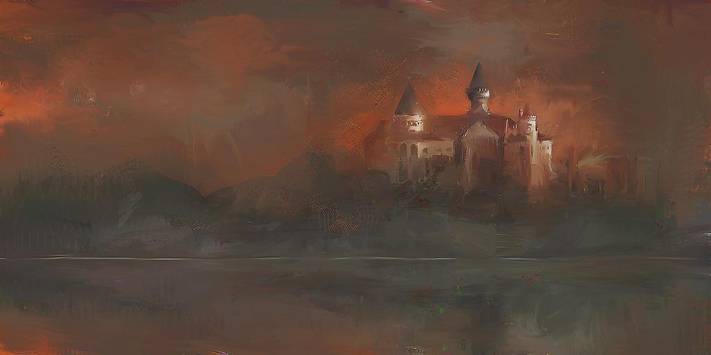 Castle Low1 by daGohs