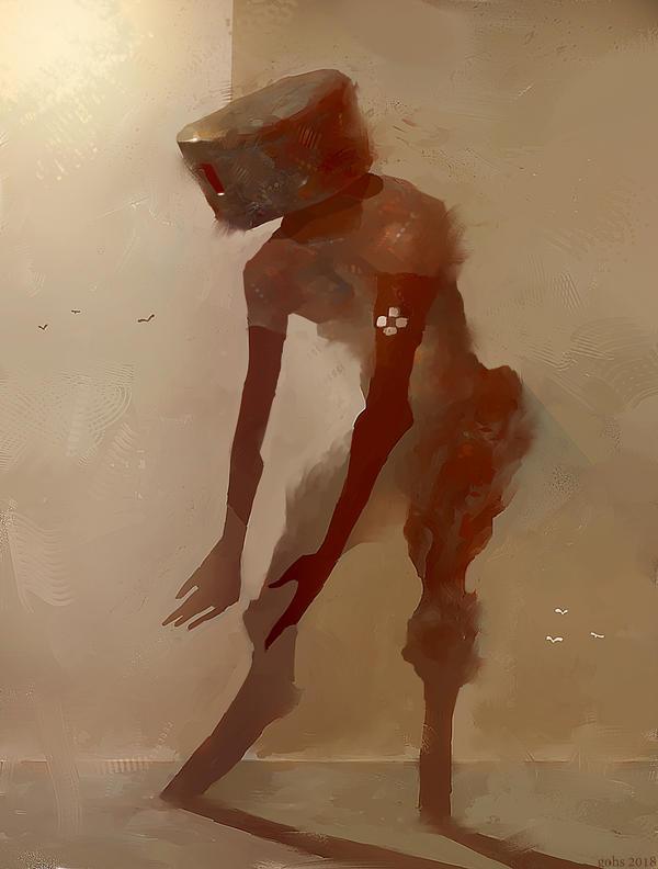 Shadows Rescuer by daGohs