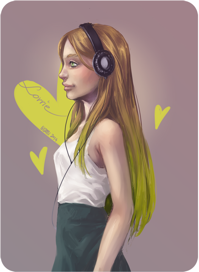 Lorrie dla Agi by Lilami