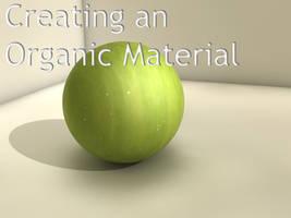 C4D tutorial: Organic shader by capsat
