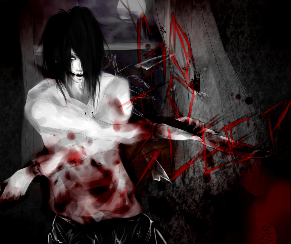 Anime Girl Killer Wallpaper: Go To Sleep: Jeff The Killer By XMelancholySkyX On DeviantArt