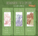 25% off Digital Sketch Commissions [CLOSED]