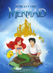 The Little Mermaid by Viasacra