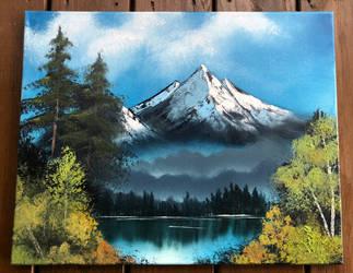 Towering Peaks by Viasacra