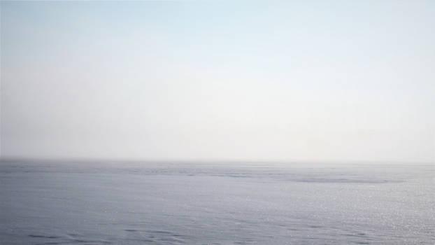 Adrift in a Blank