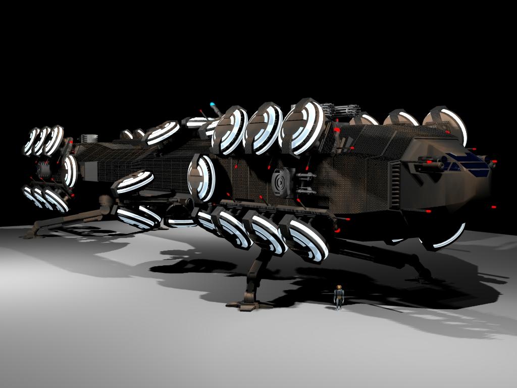 Matrix hovercraft by spaced-brain on DeviantArt