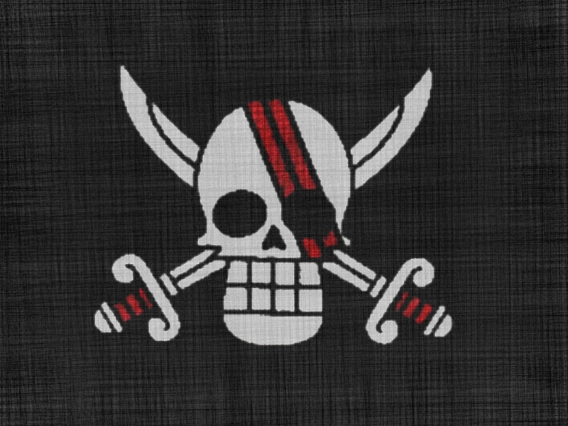 Red Hair Shanks Flag About Flag Collections