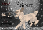 Kadia Refsheet by BurntCheerio