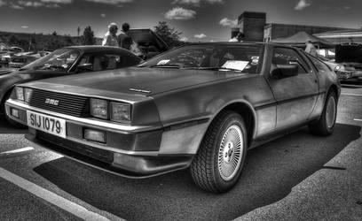 DeLorean by Stevoa5