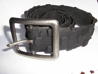 Recycled Bike Tyre Belt