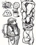 sketch dump 15