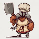 Cook knight