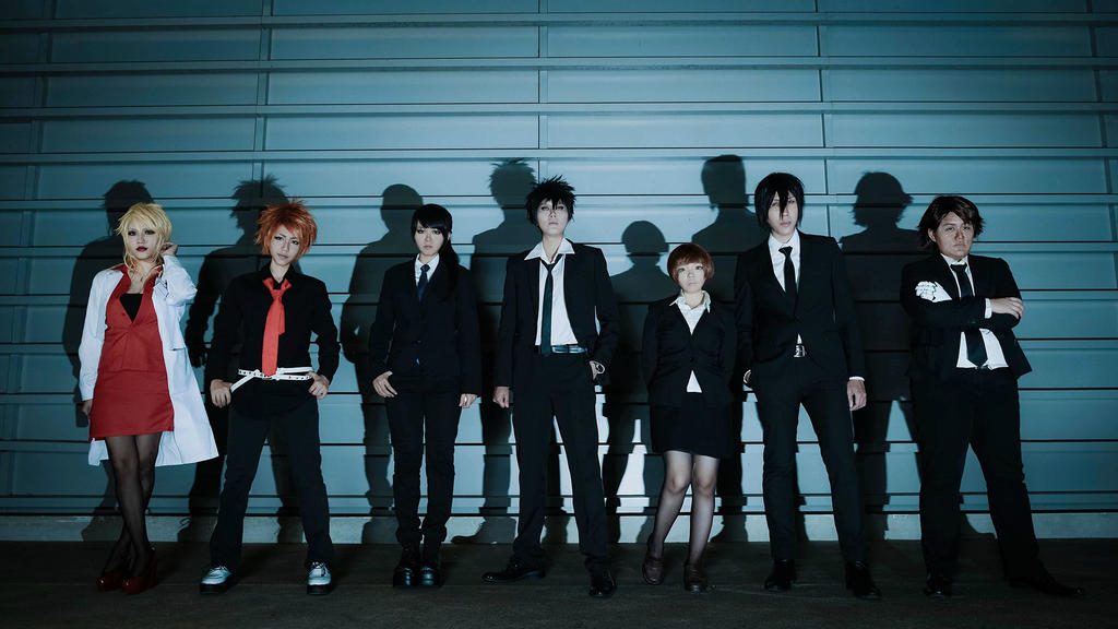 Psycho Pass 03 - The Team by whitestarzero