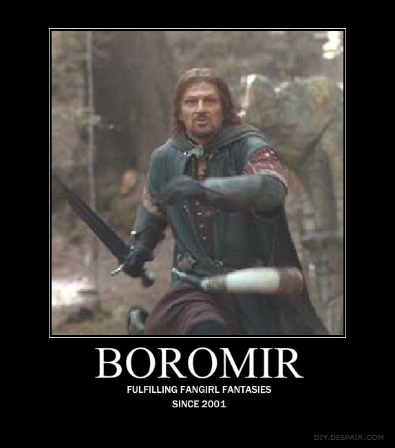Boromir by Aliora