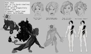 Rier, The Abyss Walker [Profile] by Dar-Haiyo