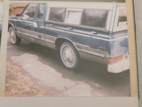 My old 80 Datsun truck.