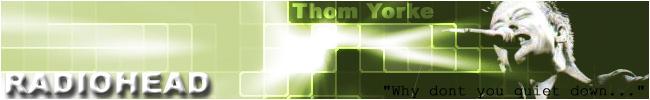 Thom Yorke by celestial