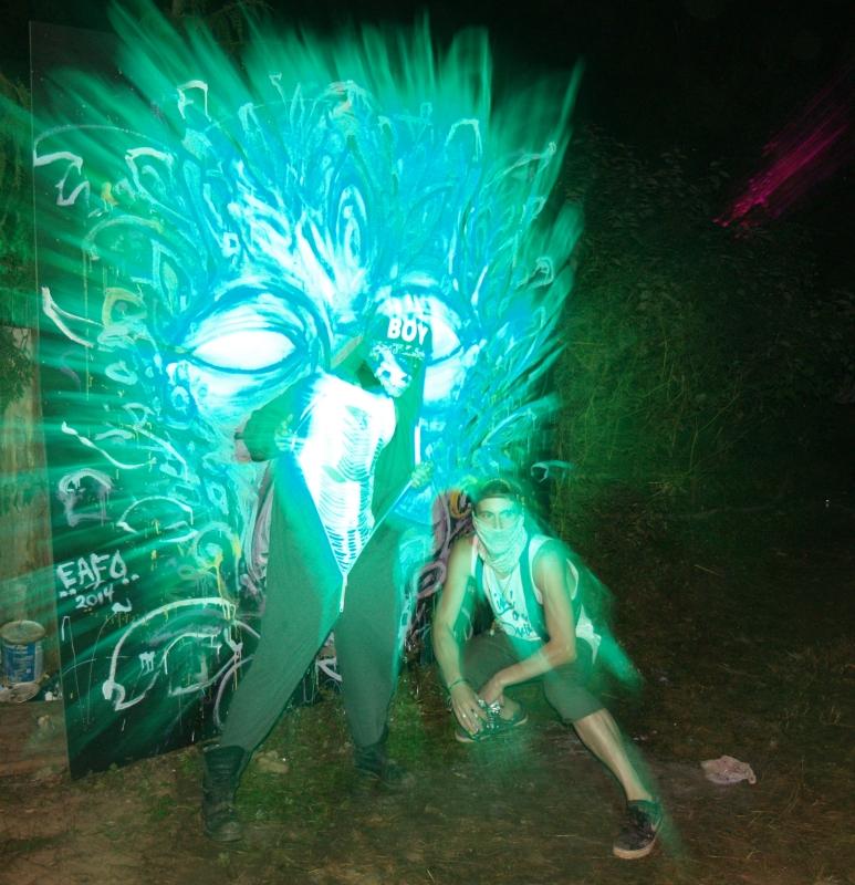 Green Team by infinityloop