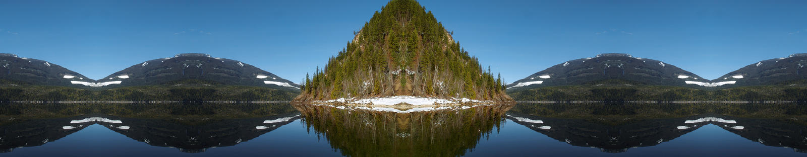 The Island by infinityloop