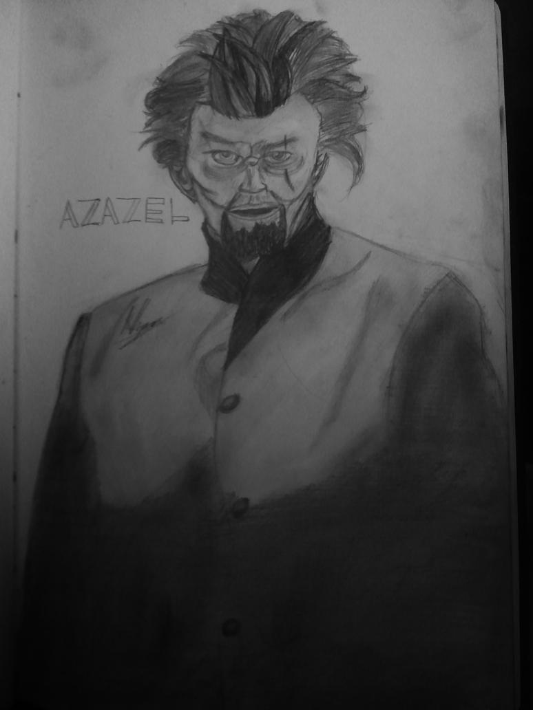 X Men First Class Azazel by Phoenix-Foot